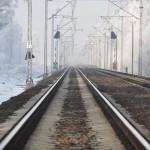 Ciepielowice- linia kolejowa 1