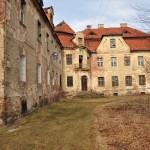 Ciepielowice- zamek 2