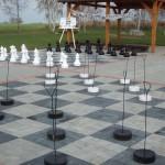 Budowa szachownicy