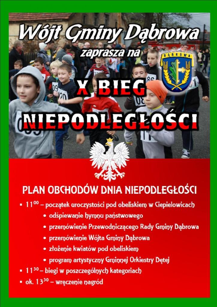 Plakat_Bieg_Niepodległości